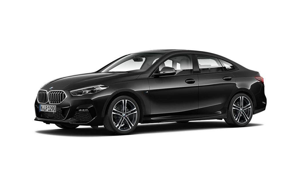 BMW  2 Series Gran Coupe Black Sapphire Metallic Colour