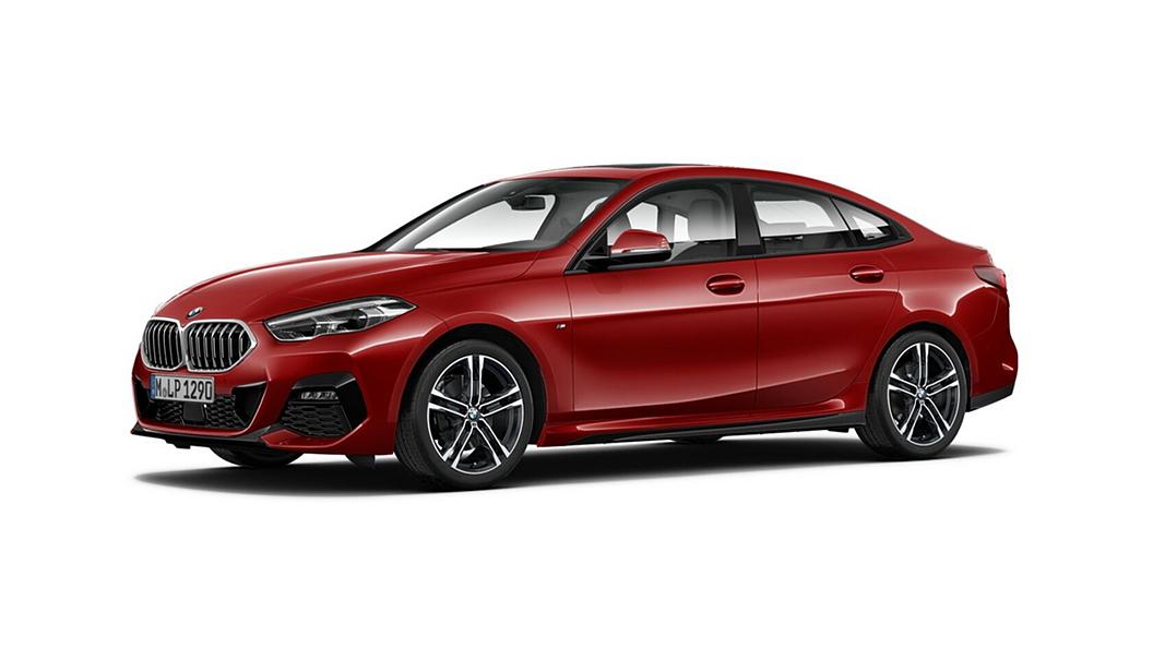 BMW  2 Series Gran Coupe Melbourne Red Metallic Colour