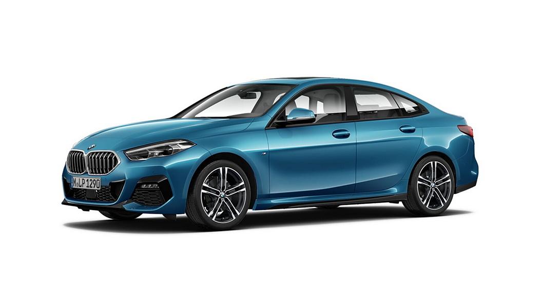 BMW  2 Series Gran Coupe Snapper Rocks Blue Metallic Colour