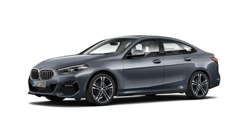 BMW  2 Series Gran Coupe Storm Bay Metallic Colour