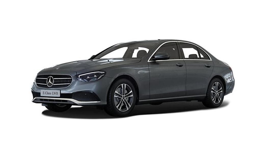 Mercedes Benz  E-Class Selenite Grey Colour