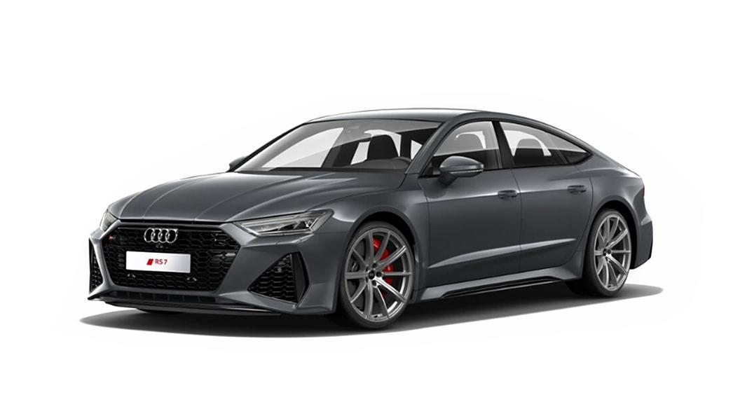 Audi  RS7 Sportback Daytona Gray Pearl Effect Colour
