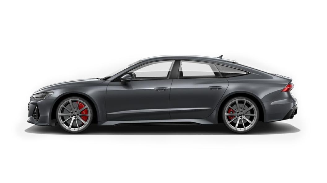 Audi  RS7 Sportback Daytona Gray Colour