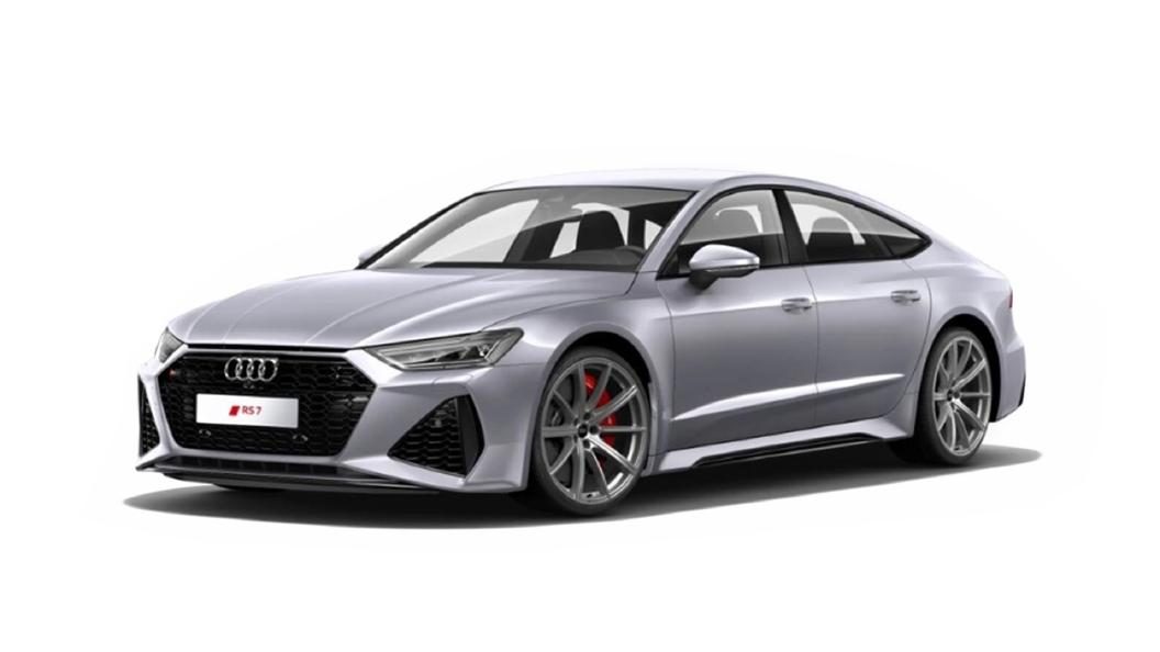 Audi  RS7 Sportback Floret Silver Colour