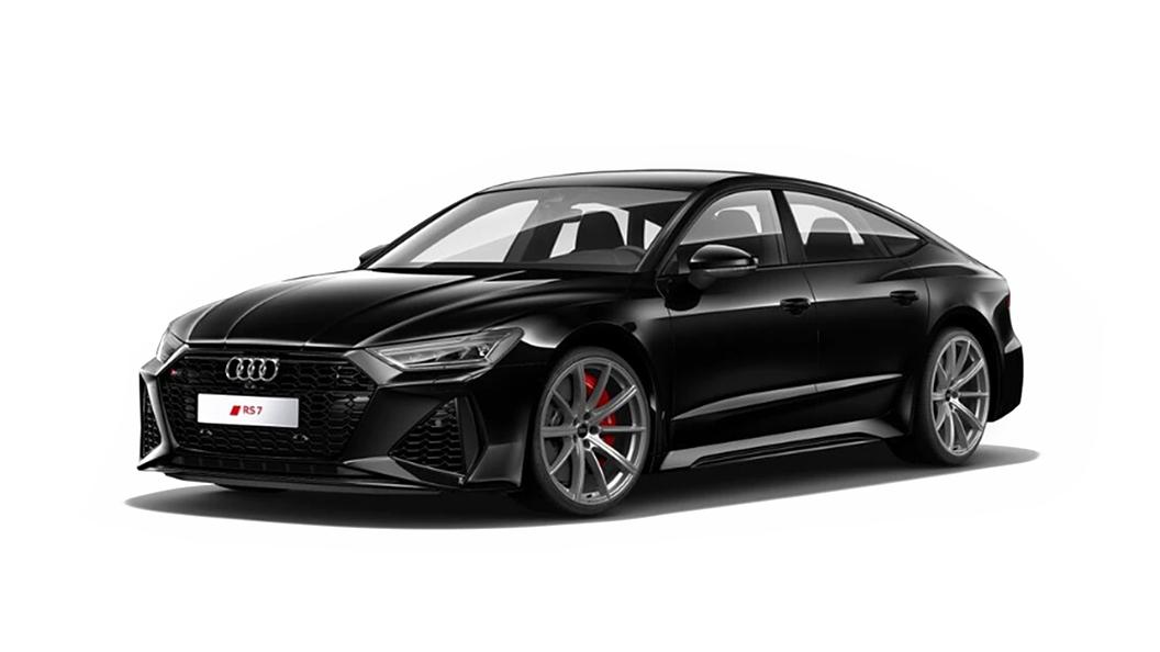 Audi  RS7 Sportback Mythos Black Metallic Colour