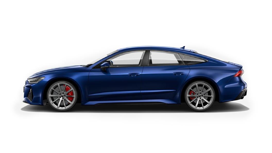 Audi  RS7 Sportback Navarra Blue Colour