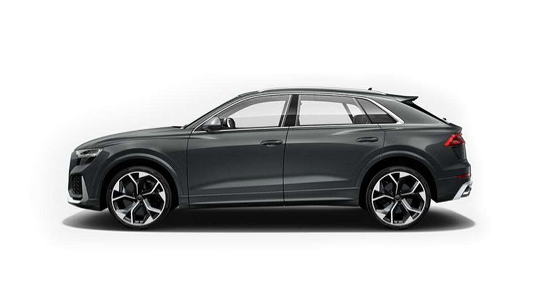 Audi  RS Q8 Daytona Grey Pearl Effect Colour