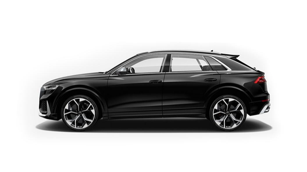 Audi  RS Q8 Deep Black Colour