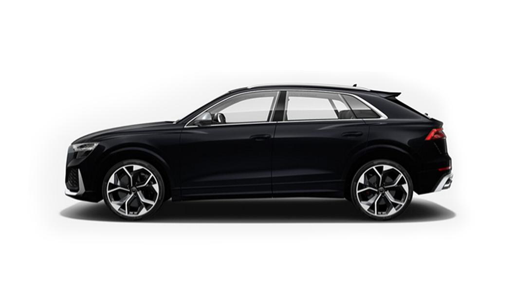 Audi  RS Q8 Orca Black Metallic Colour