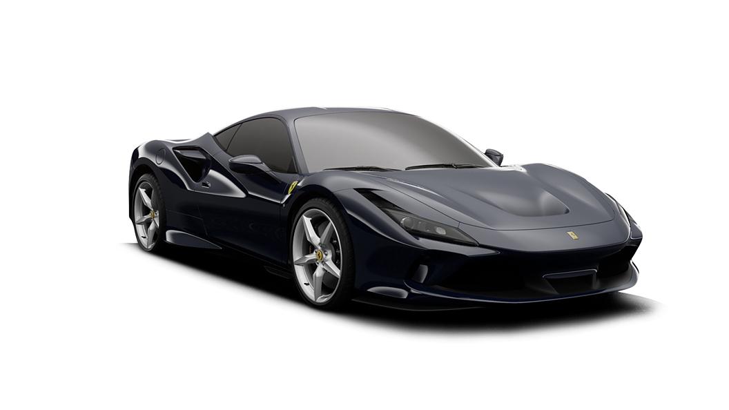 Ferrari  F8 Tributo Blu Pozzi Colour