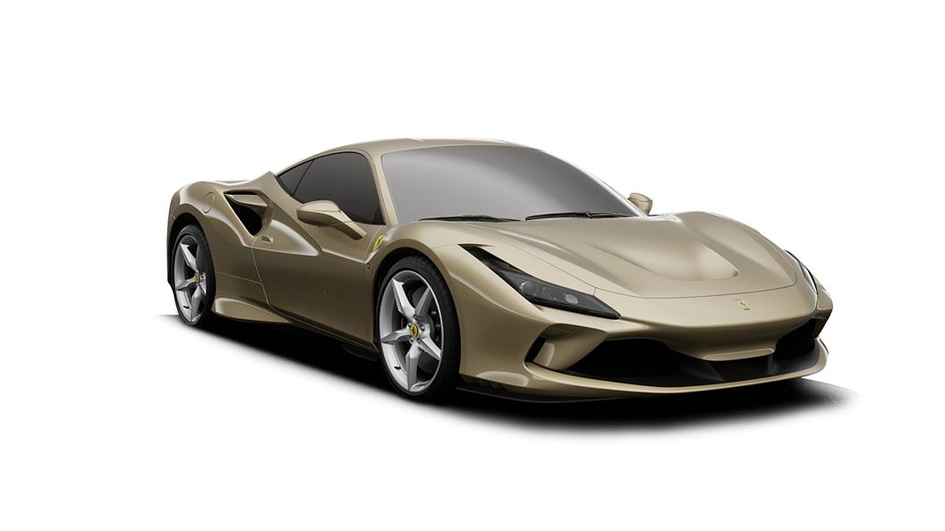 Ferrari  F8 Tributo Grigio Ingrid Colour