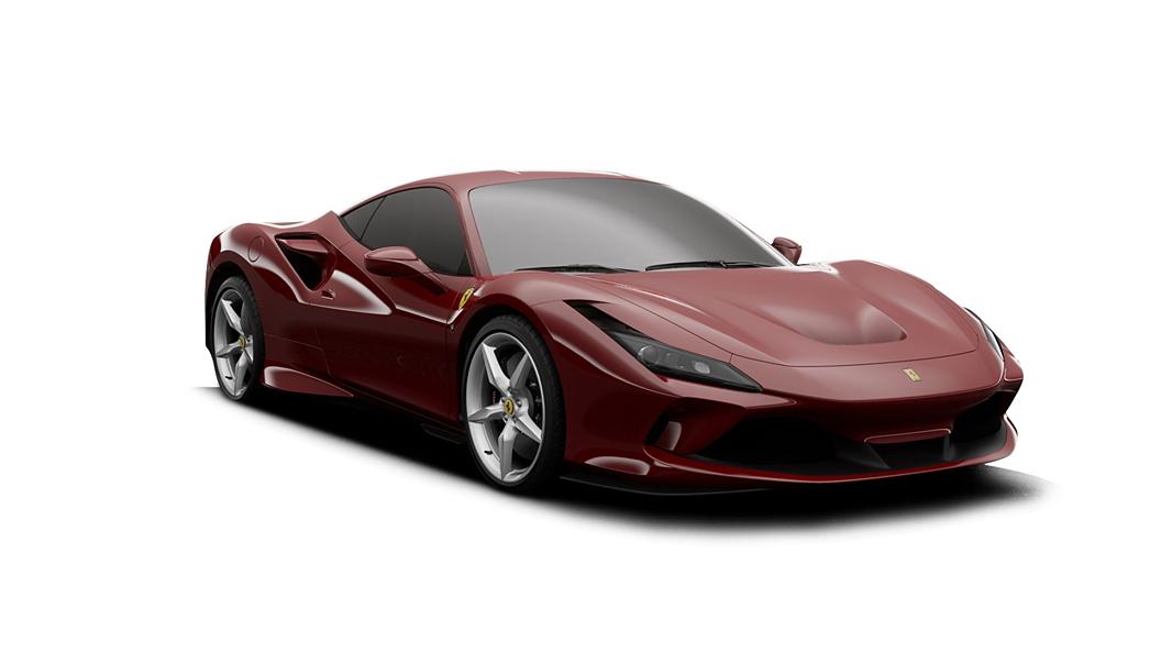 Ferrari  F8 Tributo Rosso Mugello Colour