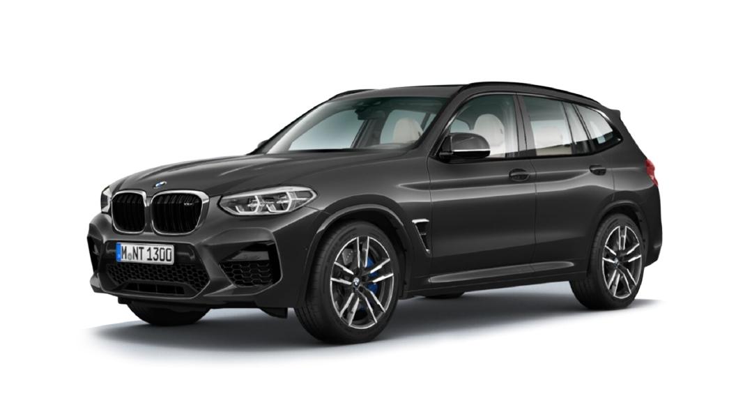 BMW  X3 M Sophisto Grey Metallic Colour