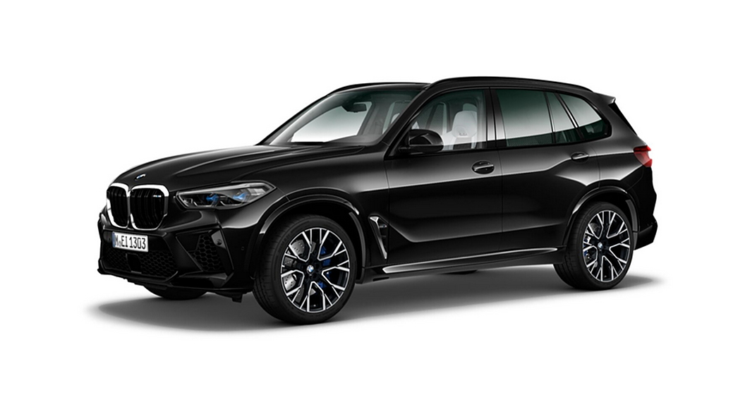 BMW  X5 M Black Sapphire Metallic Colour