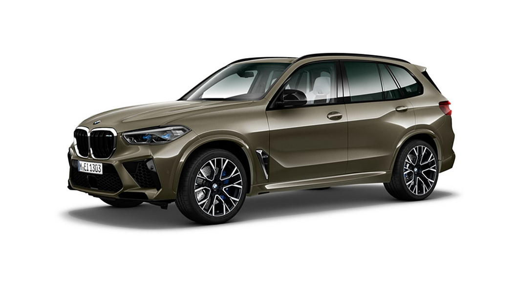 BMW  X5 M Manhattan Metallic Colour