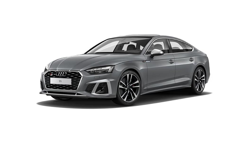 Audi  S5 Sportback Quantum Grey Solid Colour