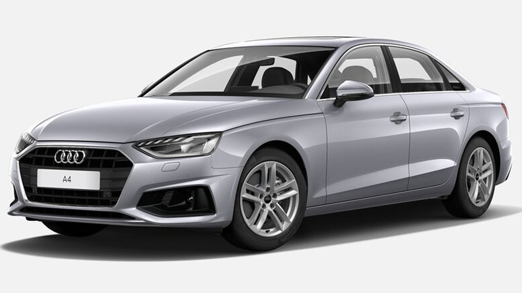 Audi  A4 Floret Silver Metallic Colour