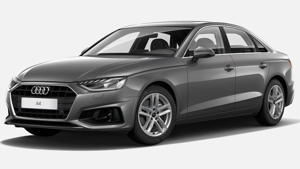 Audi  A4 Terra Grey Metallic Colour