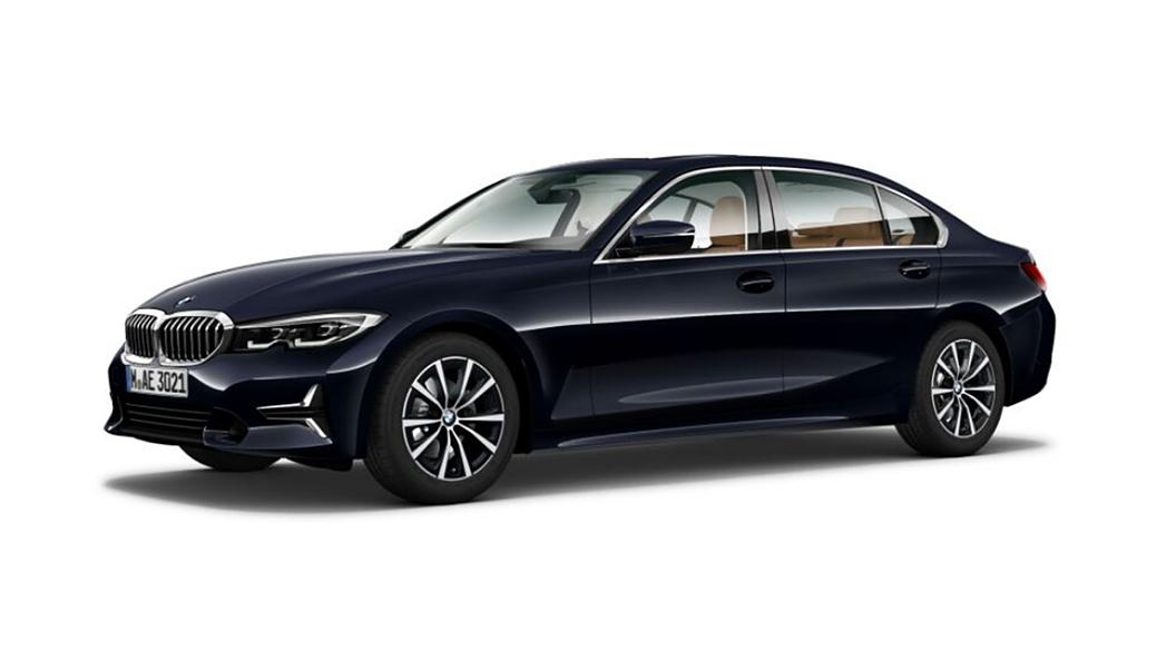BMW  3 Series Gran Limousine Carbon Black Metallic Colour