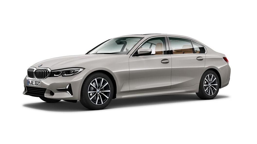 BMW  3 Series Gran Limousine Cashmere Silver Colour
