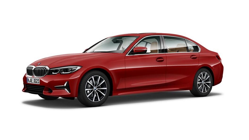 BMW  3 Series Gran Limousine Melbourne Red Metallic Colour