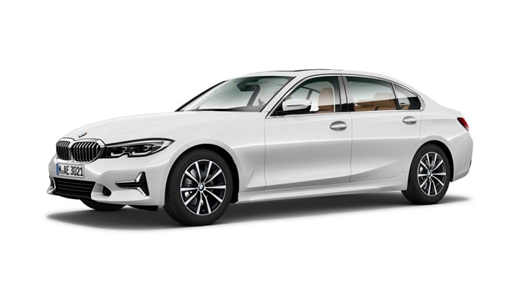 BMW  3 Series Gran Limousine Mineral White Metallic Colour