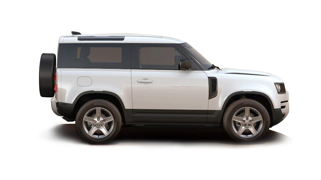 Land Rover  Defender Fuji White Colour