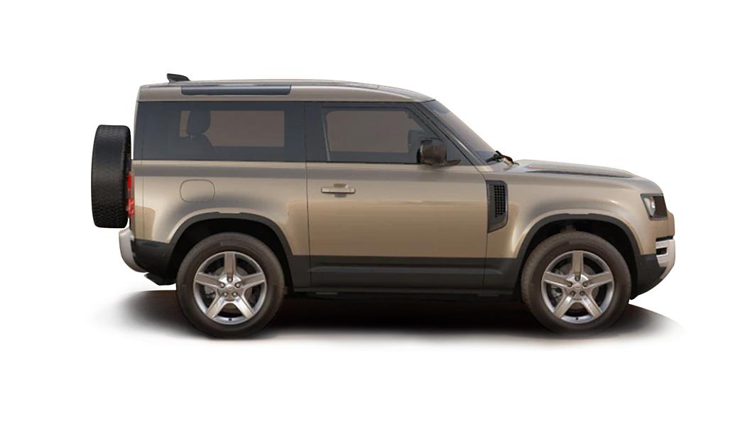 Land Rover  Defender Gondwana Stone Metallic Colour