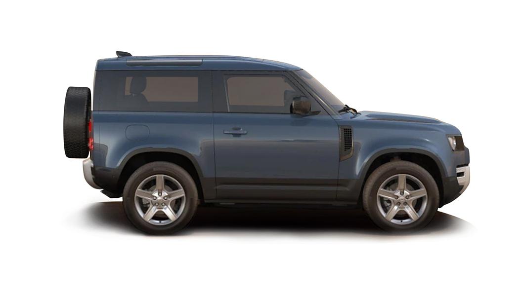 Land Rover  Defender Tasman Blue Metallic Colour