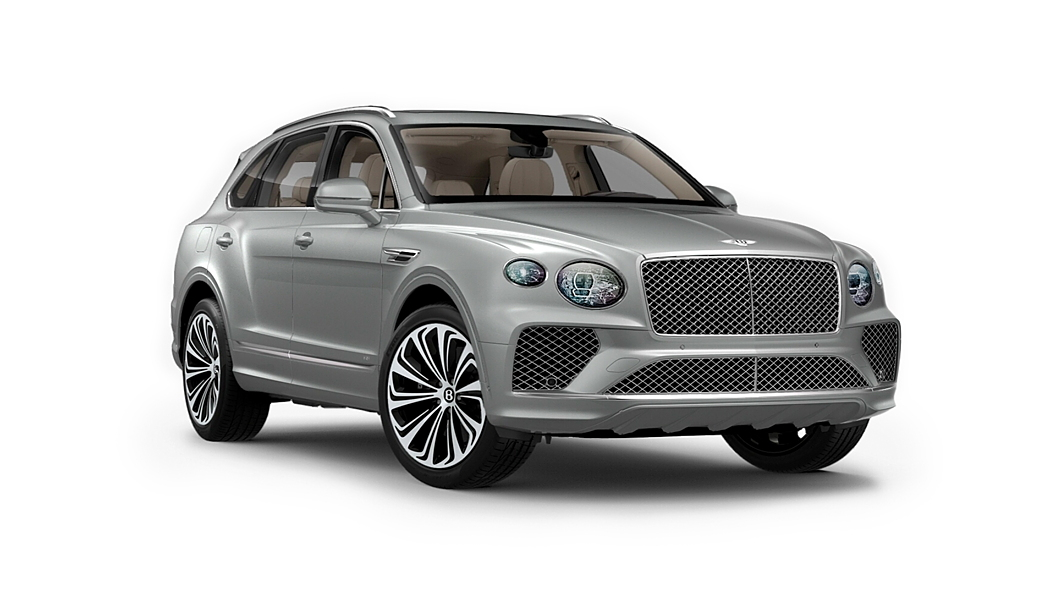 Bentley  Bentayga Moonbeam Colour