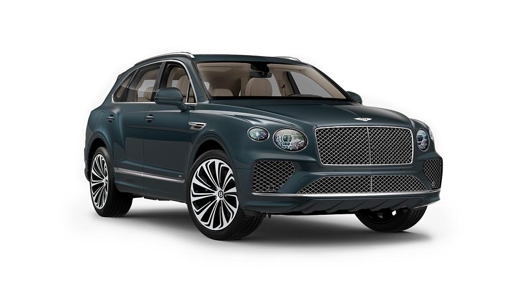Bentley  Bentayga Thunder Colour