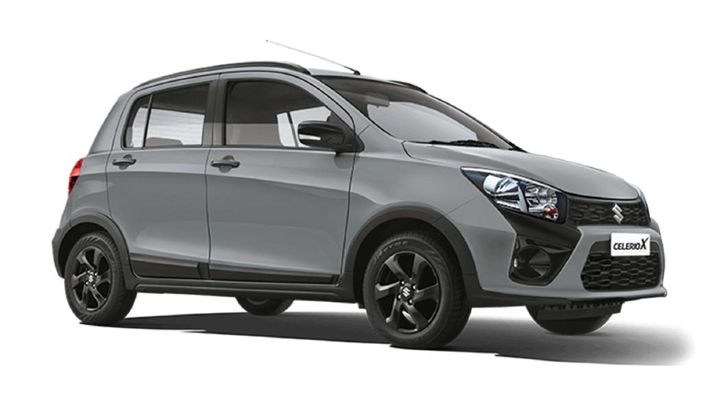 Maruti Suzuki  Celerio X Glistening Grey Colour