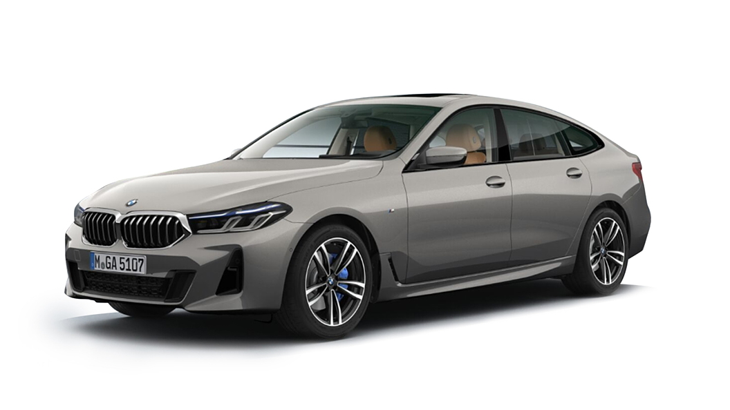BMW  6 Series GT Bernina Grey Amber Effect Colour