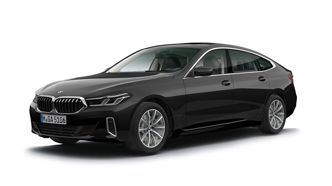 BMW  6 Series GT Black Sapphire Colour