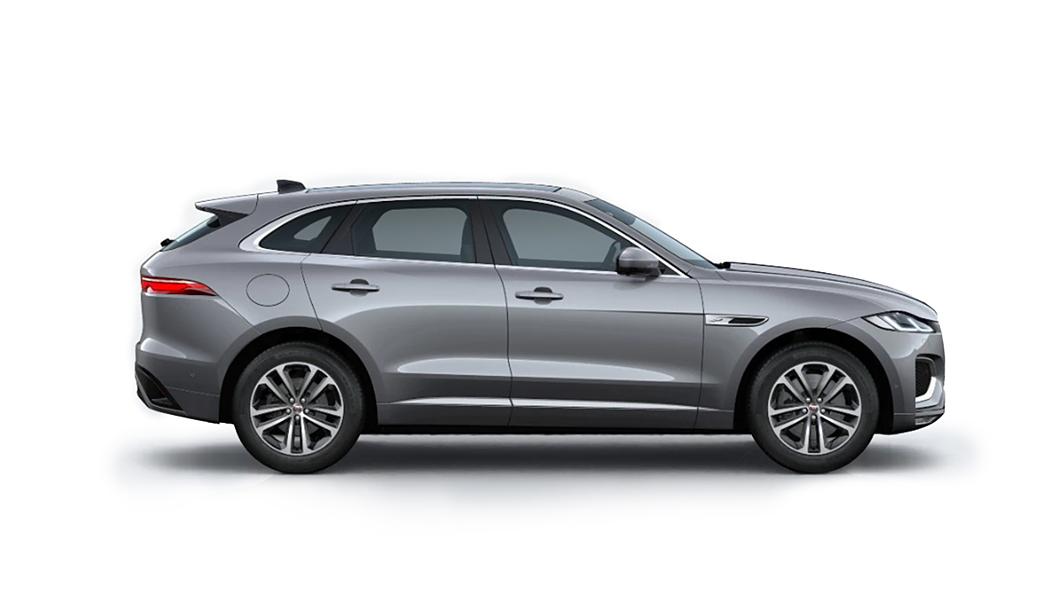 Jaguar  F-Pace Eiger Grey Colour