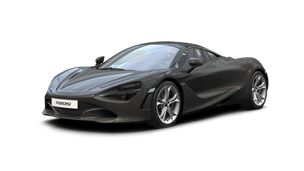 McLaren  720S Storm Grey Colour