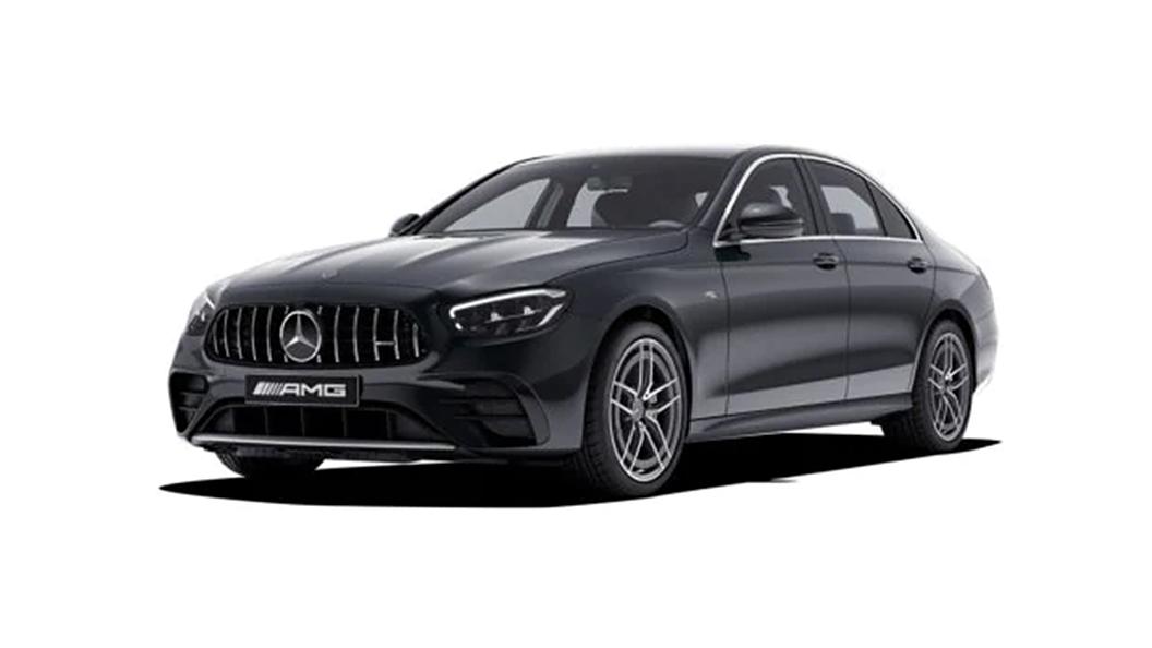 Mercedes Benz  AMG E53 Graphite Grey Colour