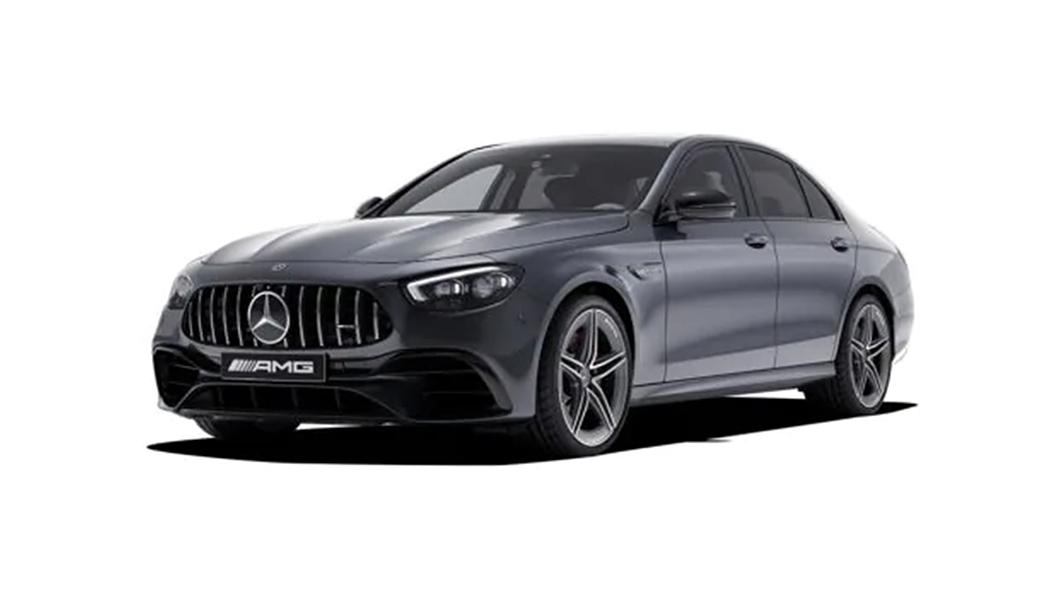 Mercedes Benz  AMG E53 Selenite Grey Colour
