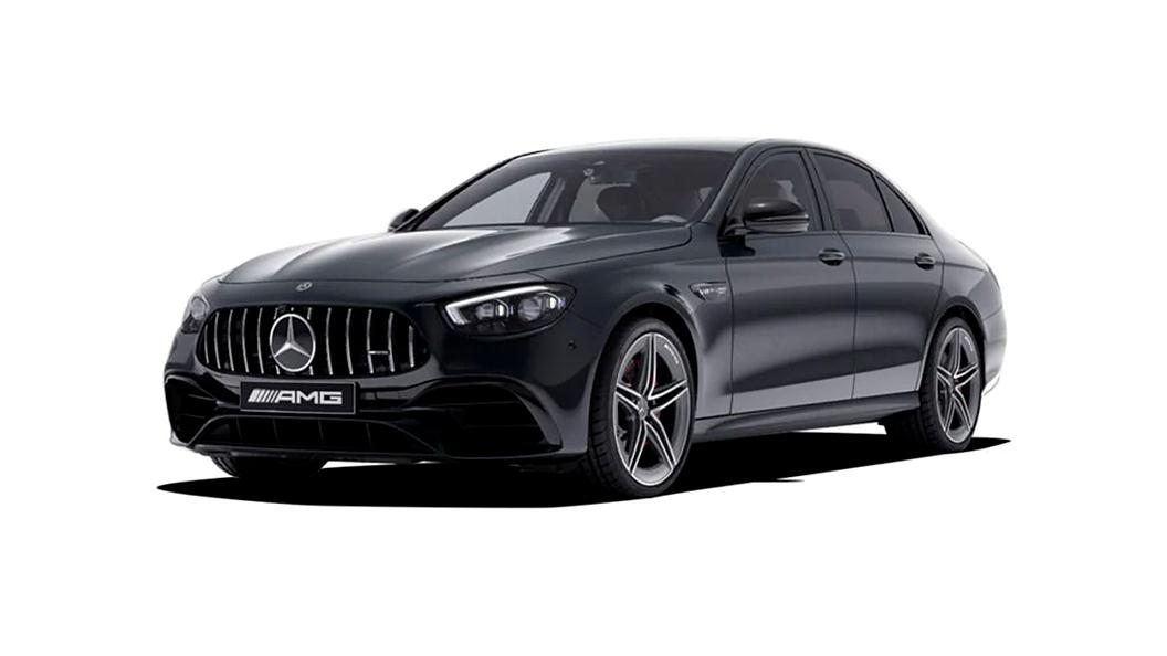 Mercedes Benz  AMG E63 Graphite Grey Colour