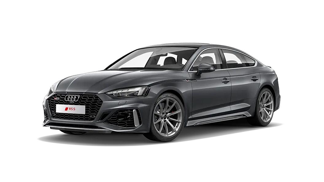Audi  RS5 Daytona Grey Pearlescent Colour