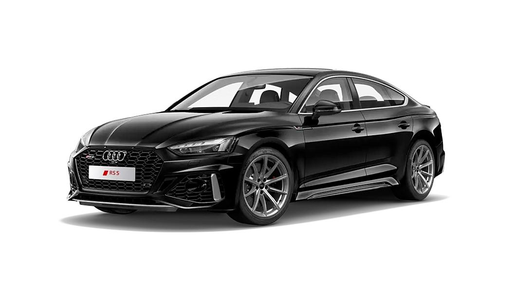 Audi  RS5 Mythos Black Colour