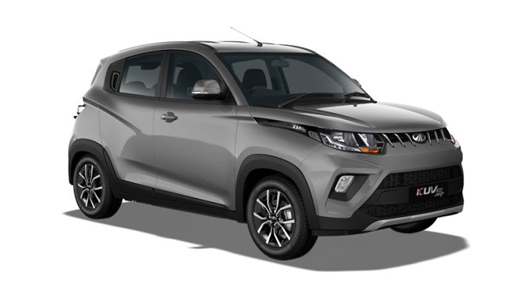Mahindra  KUV100 NXT Designer Grey Colour