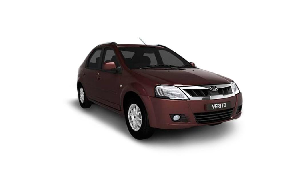 Mahindra  Verito Java Brown Colour