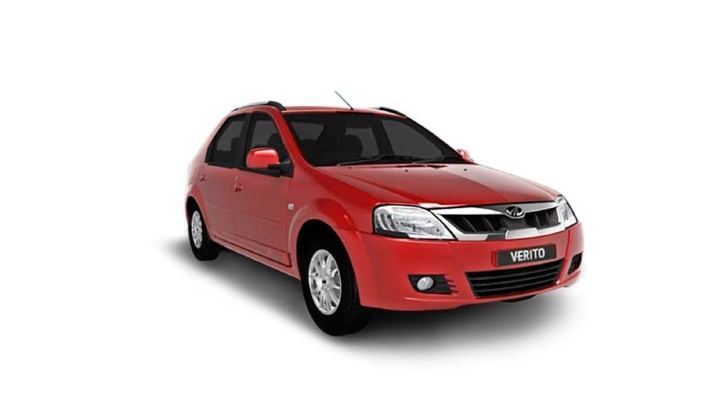 Mahindra  Verito Toreador Red Colour