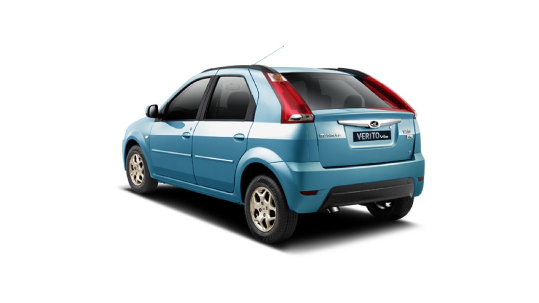 Mahindra  Verito Vibe CS Aqua Rush Colour