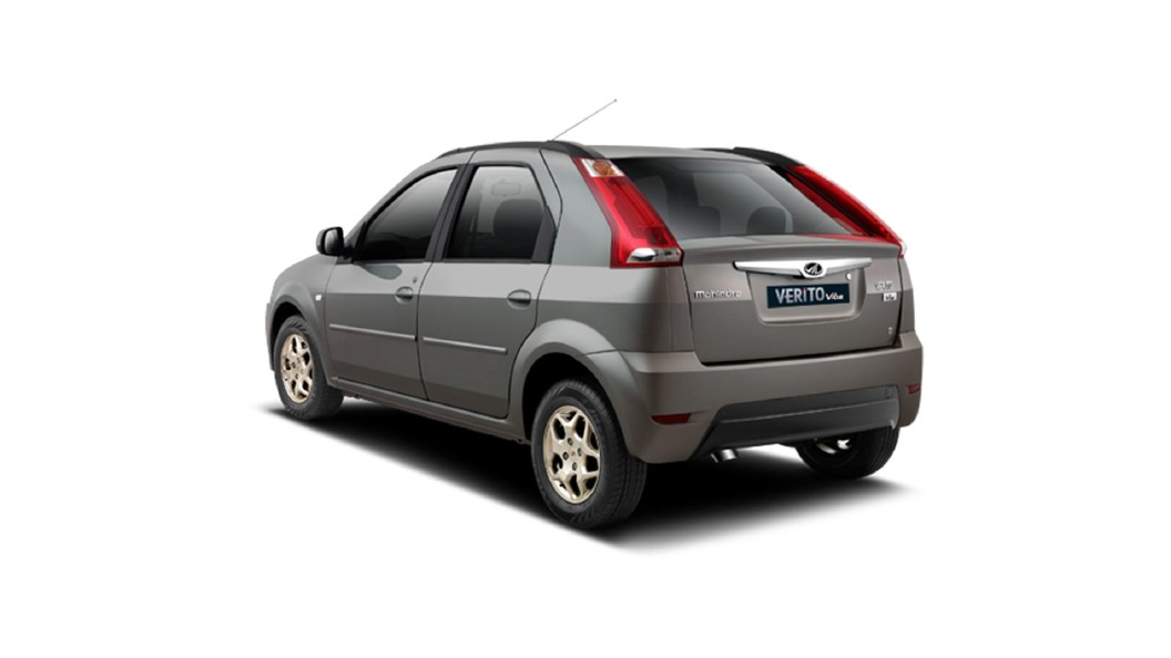 Mahindra  Verito Vibe CS Dolphin Grey Colour