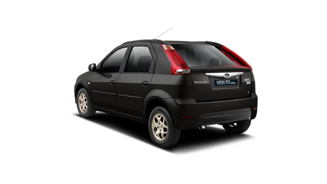 Mahindra  Verito Vibe CS Fiery Black Colour
