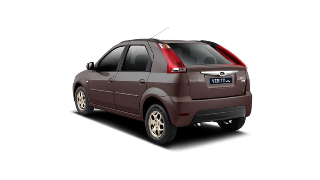 Mahindra  Verito Vibe CS Java Brown Colour