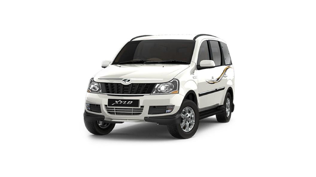 Mahindra  Xylo Diamond White Colour