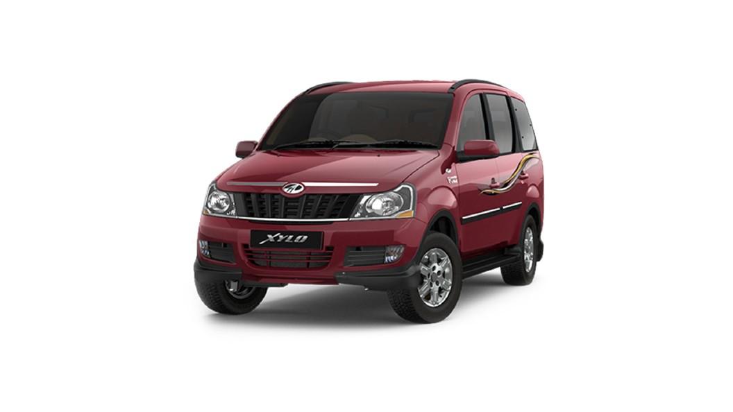 Mahindra  Xylo Molten Red Colour